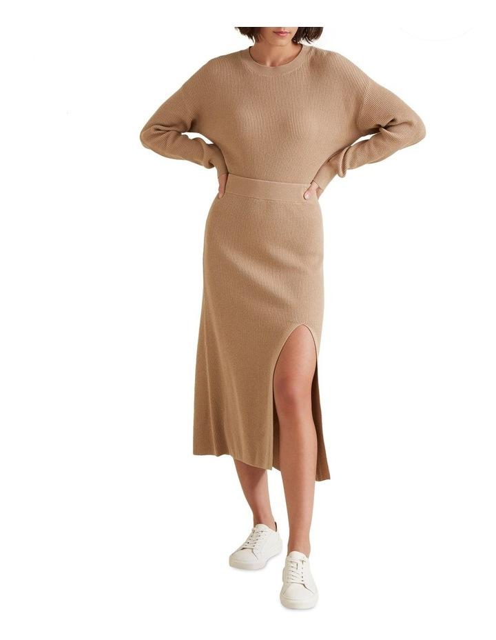 Sustainable Knit Skirt image 2