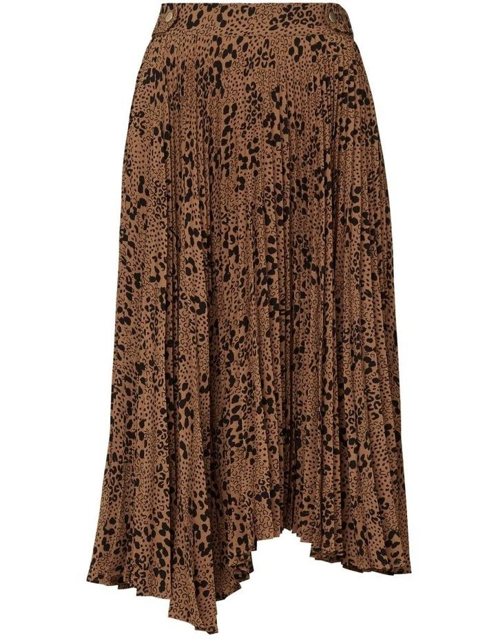 Animal Pleat Skirt image 5