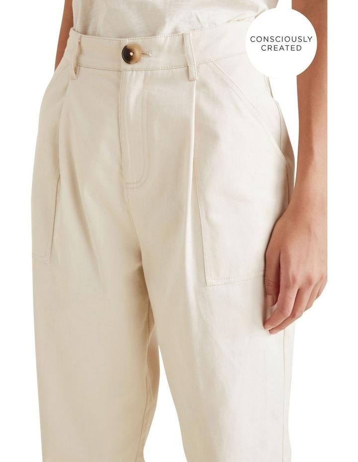 Sustainable Stitch Detail Pant image 4