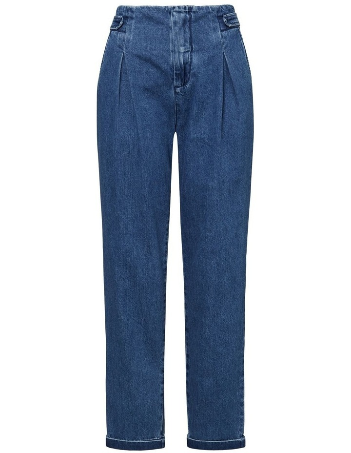 Flat Front Tab Jean image 5