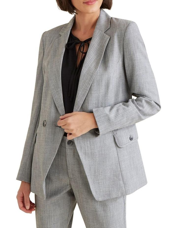 Cross Dye Suit Blazer image 1