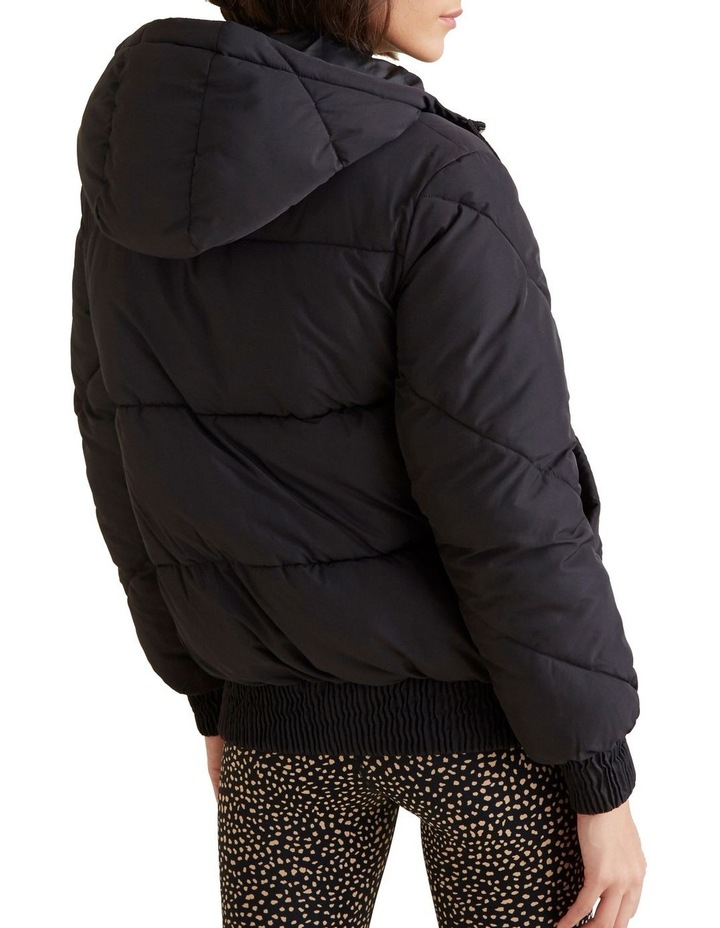 Hooded Puffer Jacket image 3
