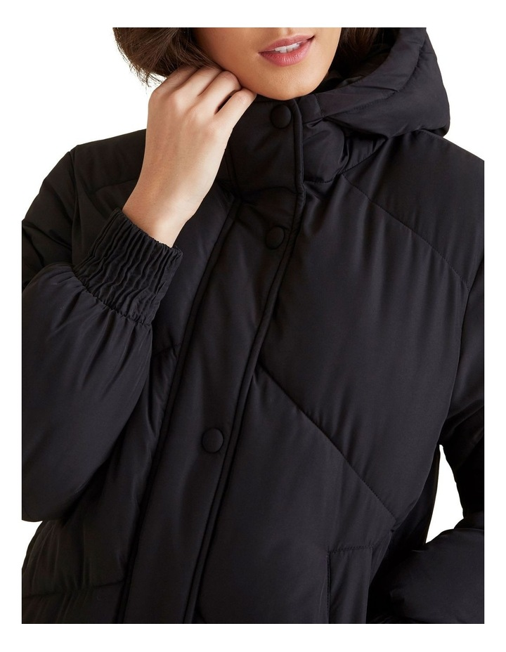 Hooded Puffer Jacket image 4
