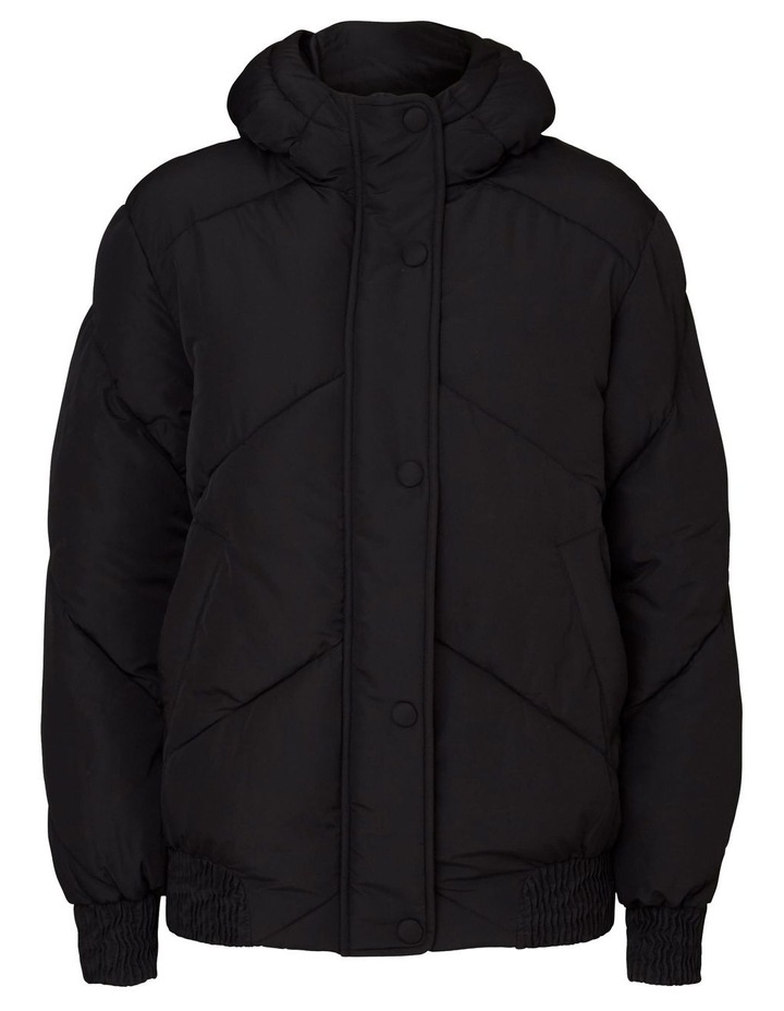 Hooded Puffer Jacket image 5