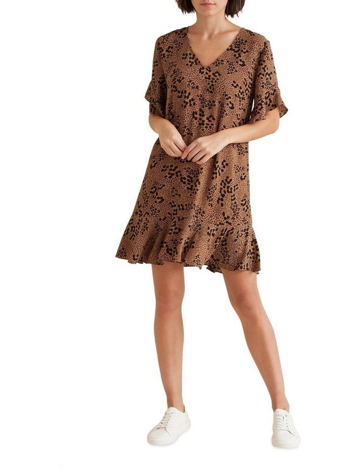 Animal Flutter Dress image 2