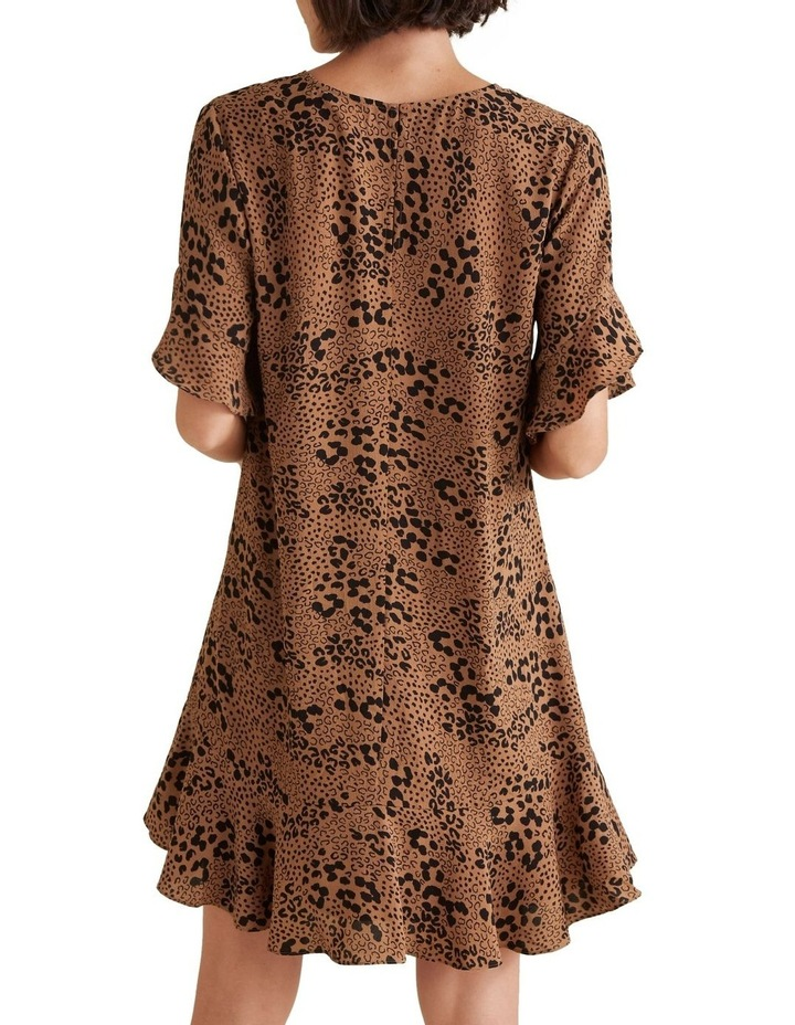 Animal Flutter Dress image 3