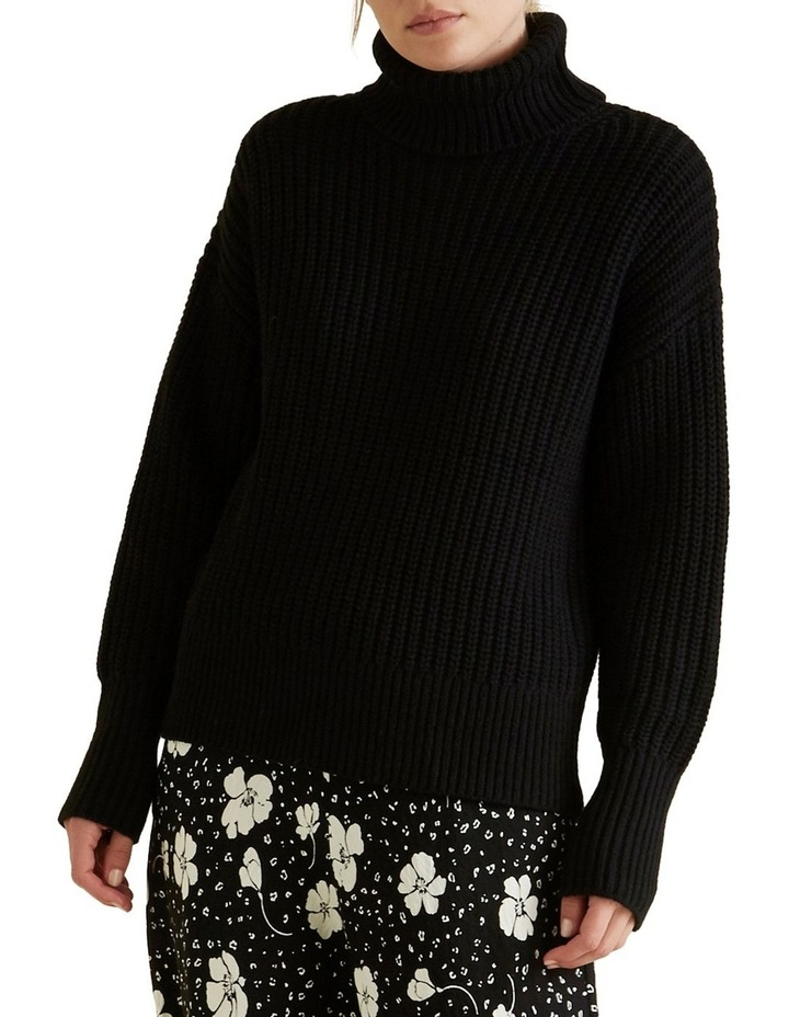 Roll Neck Classic Sweater image 2