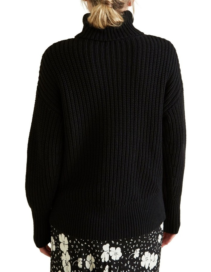 Roll Neck Classic Sweater image 3