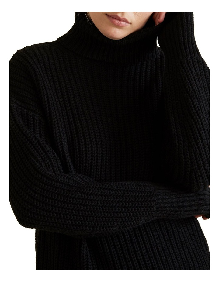 Roll Neck Classic Sweater image 4