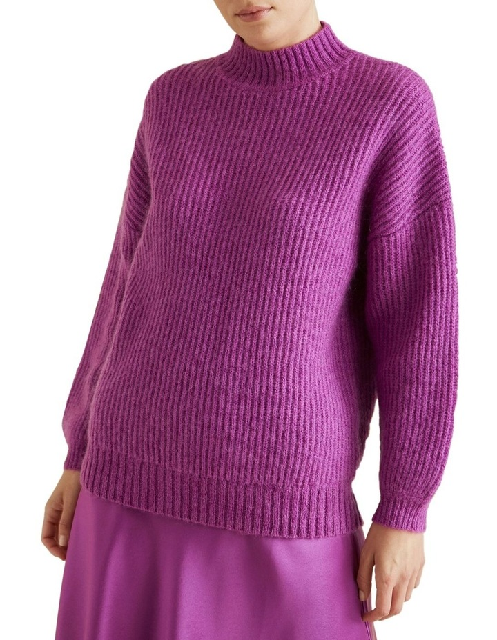 Relaxed Chunky Sweater image 1