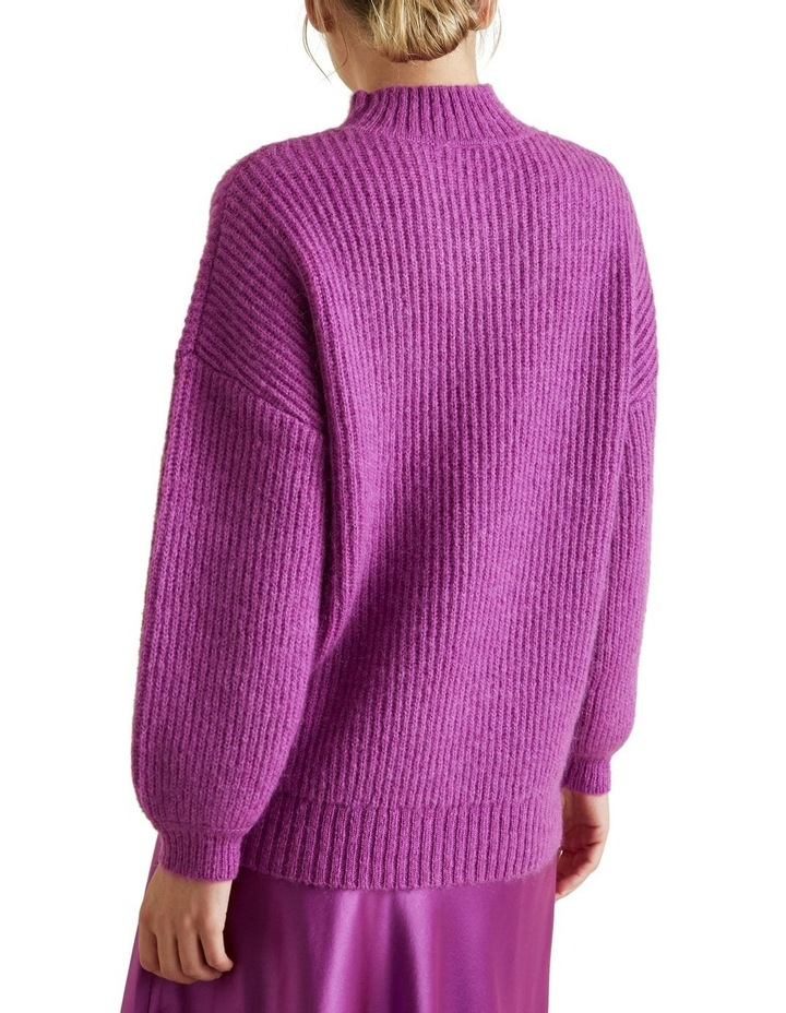 Relaxed Chunky Sweater image 3