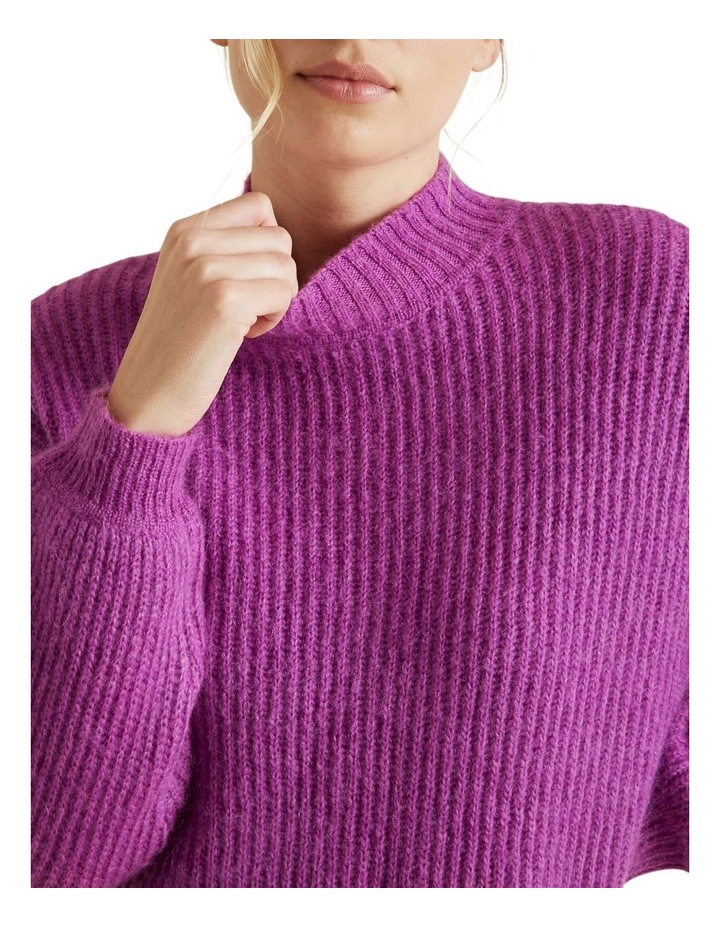 Relaxed Chunky Sweater image 4