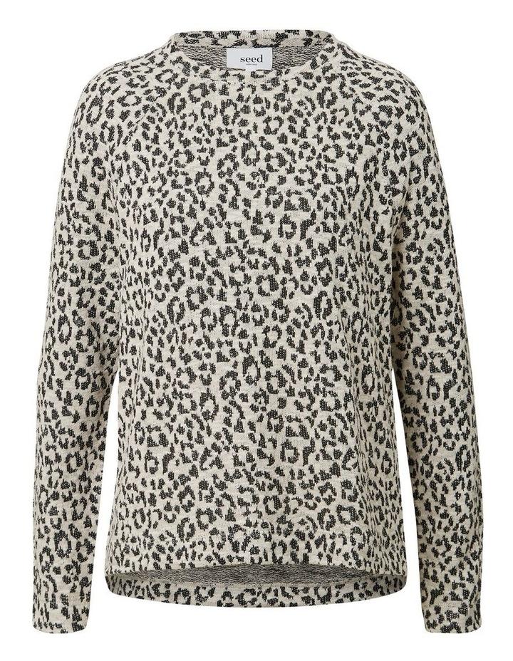 Jacquard Sweater image 1