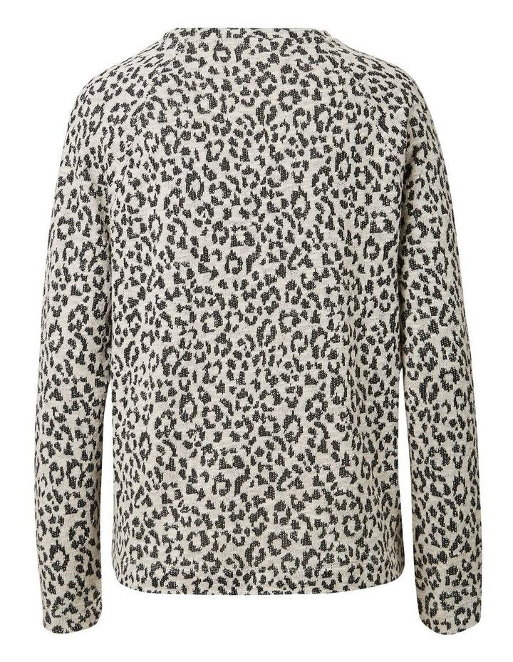 Jacquard Sweater image 2