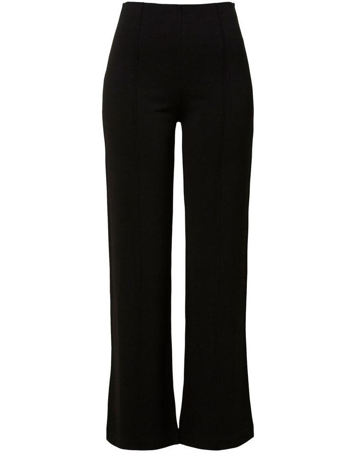 Straight Leg Ponte Pants image 1