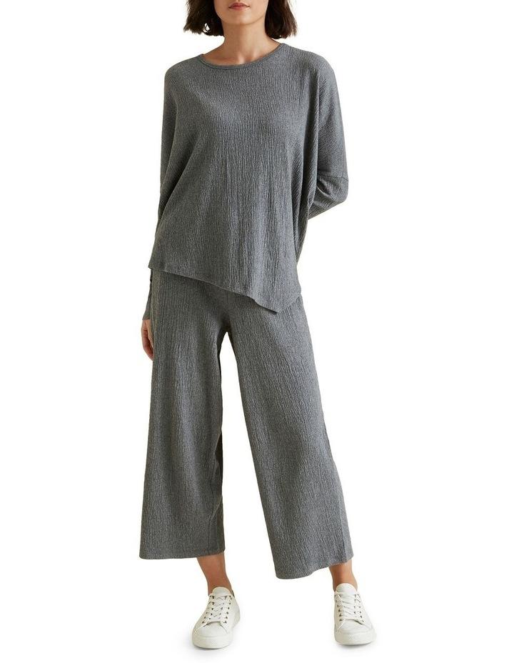 Textured Lounge Pants image 2