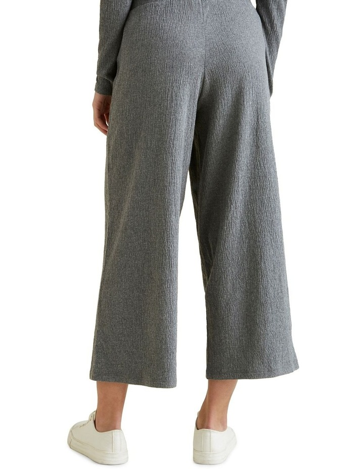 Textured Lounge Pants image 3
