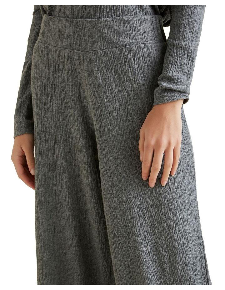 Textured Lounge Pants image 4