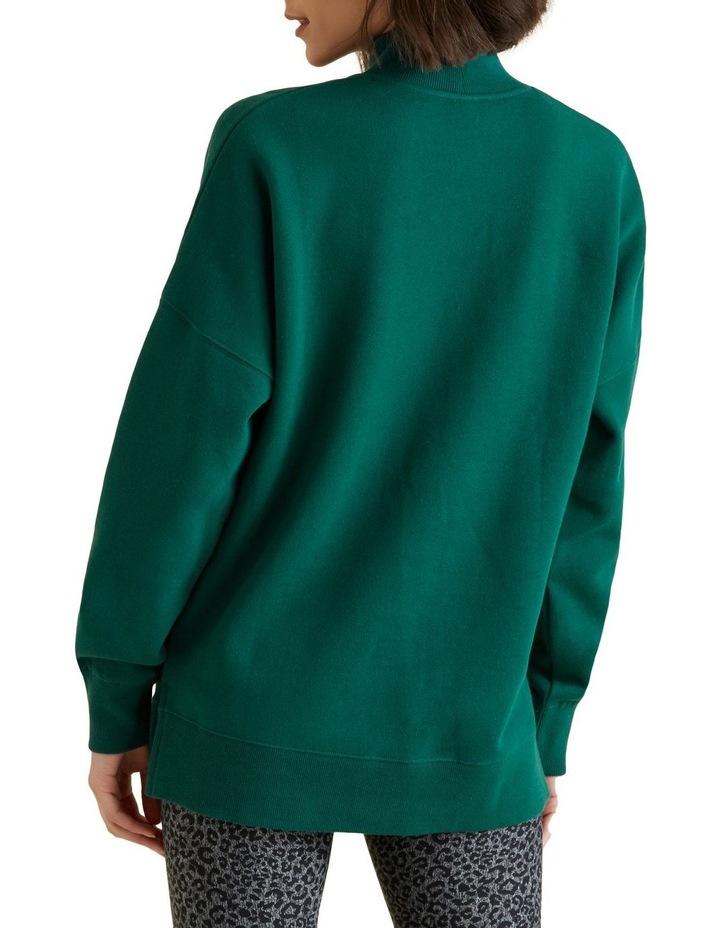 Mock Neck Sweater image 3