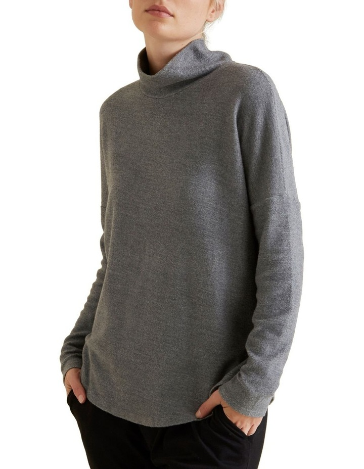 Cowl Neck Top image 1