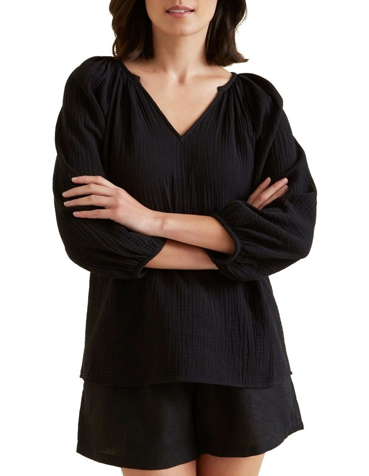 Cheesecloth Blouse image 1