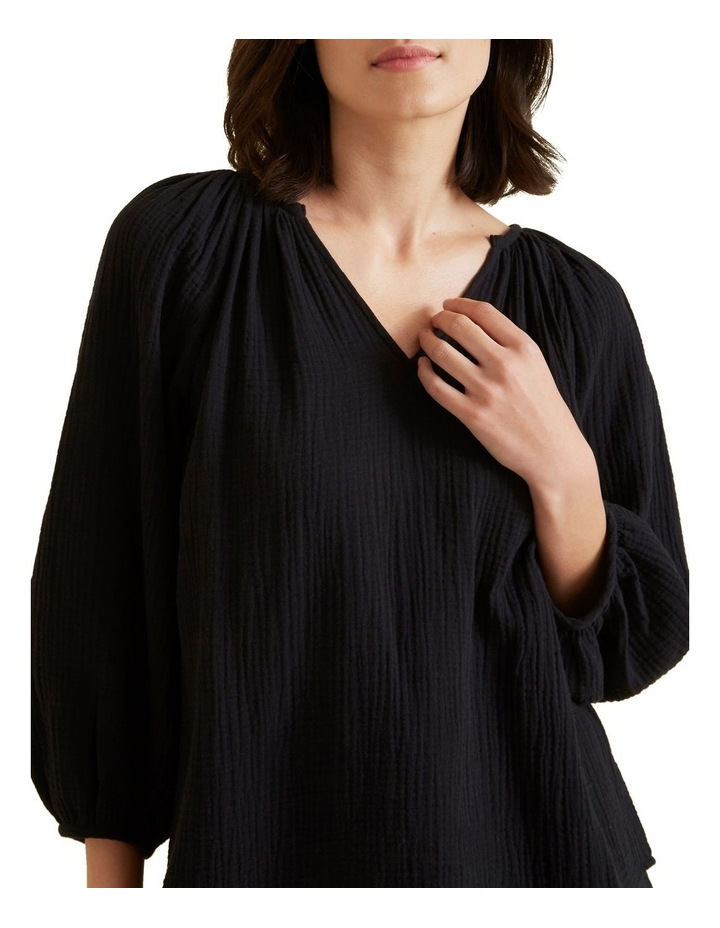 Cheesecloth Blouse image 4