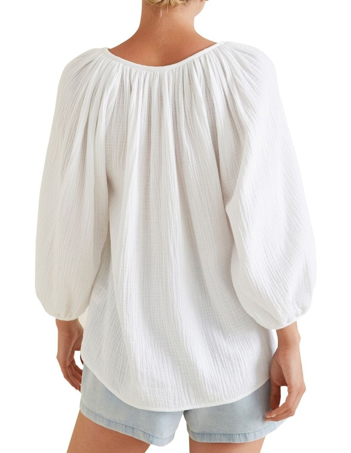 Cheesecloth Blouse image 3