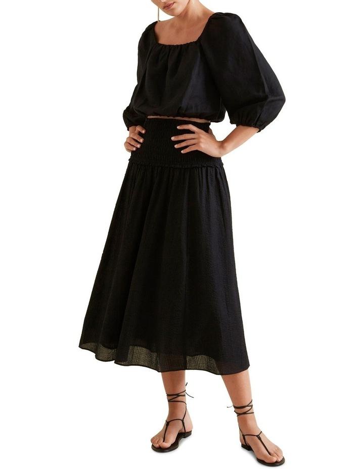 Textured Skirt image 2