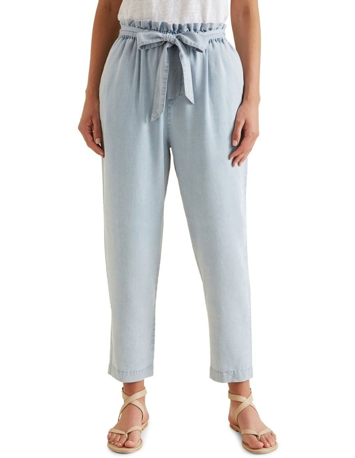 Tencel Tapered Pant image 1
