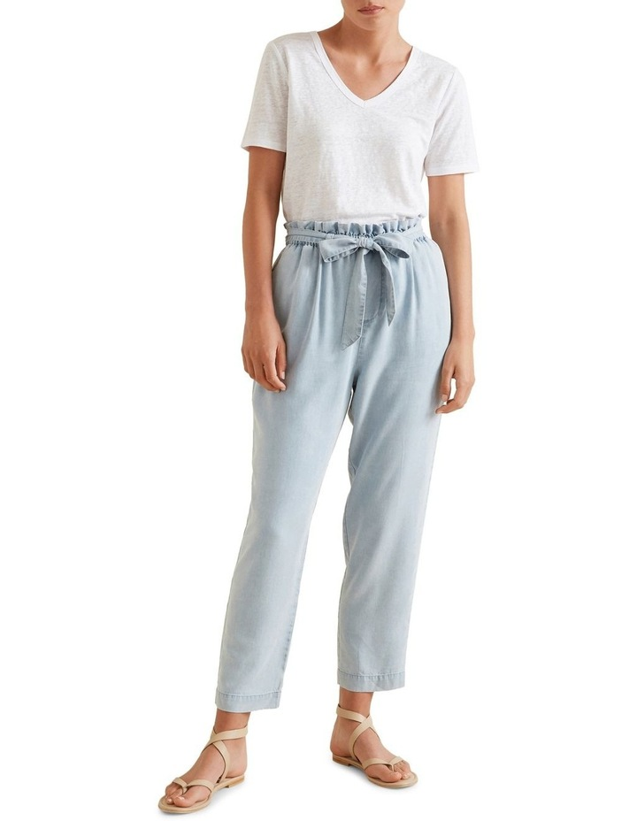 Tencel Tapered Pant image 2