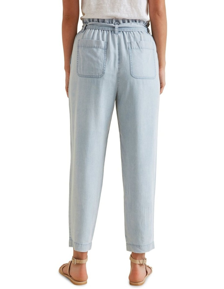 Tencel Tapered Pant image 3