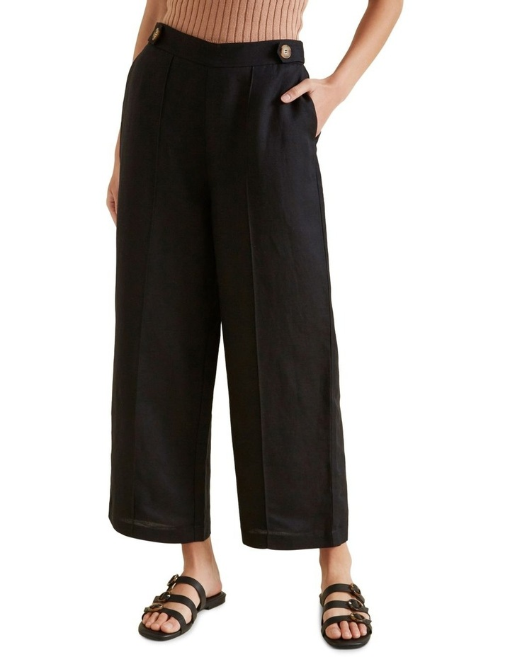 Button Tab Pant image 1