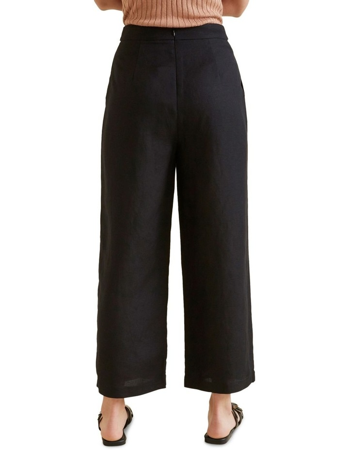 Button Tab Pant image 3