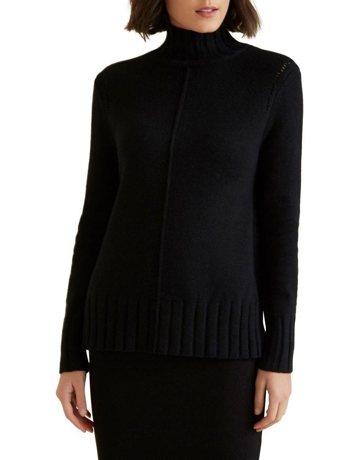 High Neck Sweater image 1