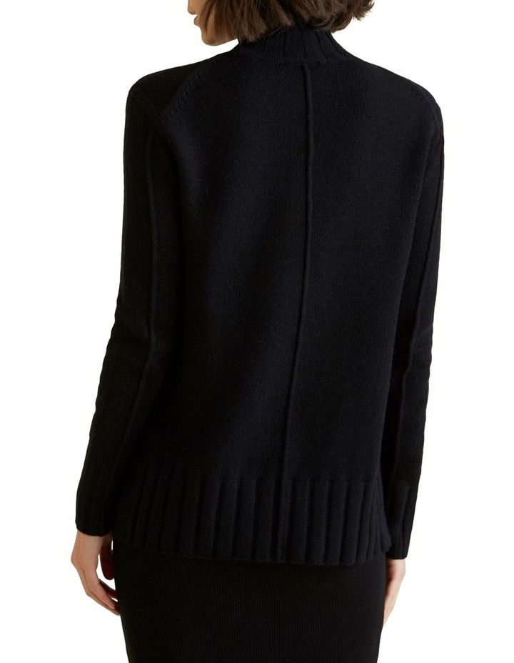 High Neck Sweater image 3