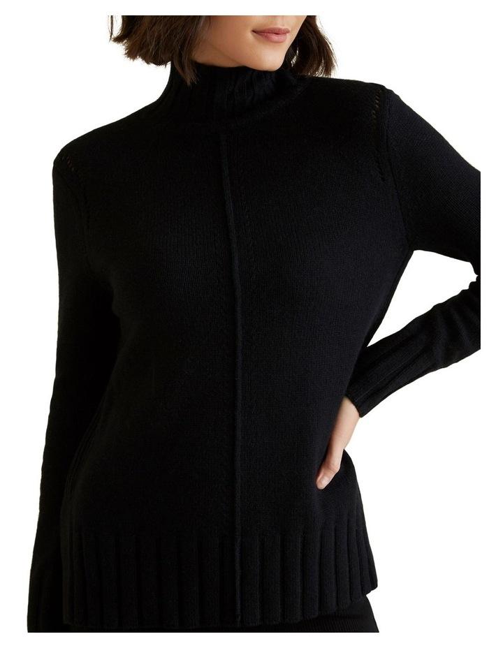 High Neck Sweater image 4
