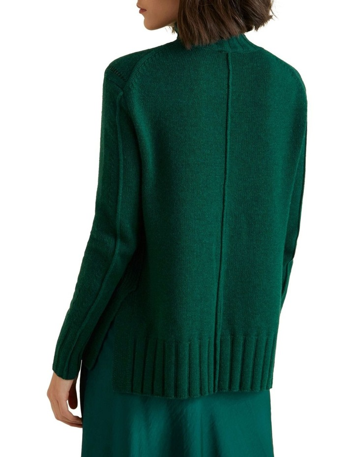 High Neck Sweater image 3