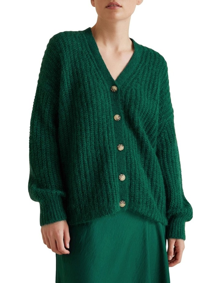 Button Down Cardigan image 1