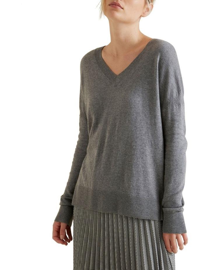 V Neck Sweater image 1