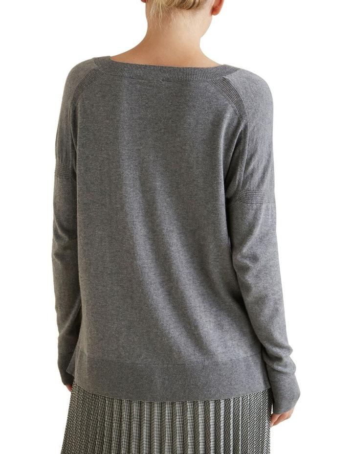 V Neck Sweater image 3