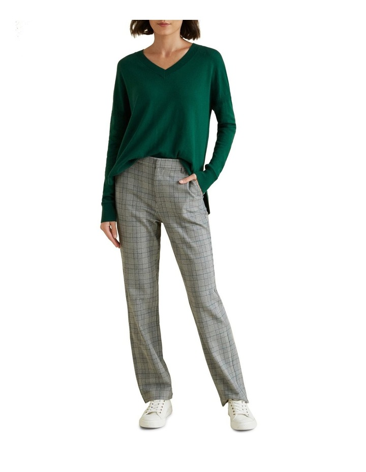 V Neck Sweater image 2