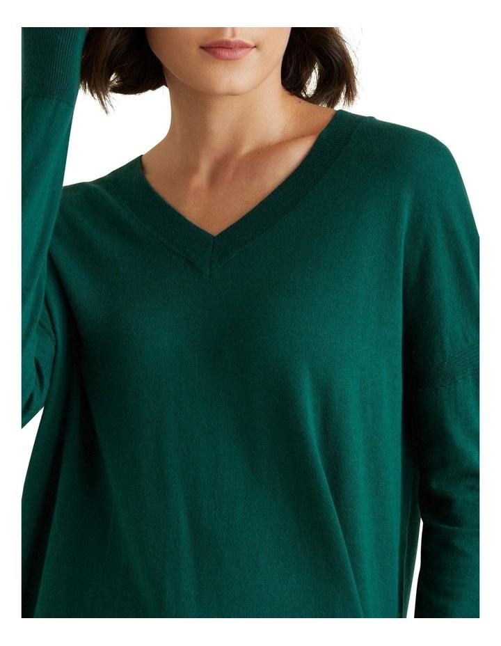 V Neck Sweater image 4