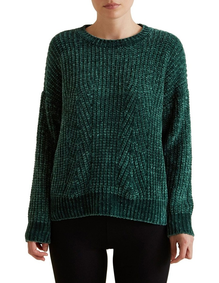 Chenille Sweater image 1