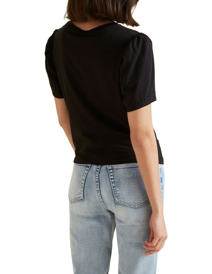 Knot Front Tee image 3