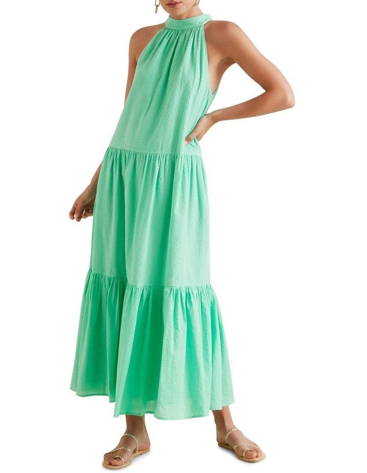 Textured Maxi Dress image 2