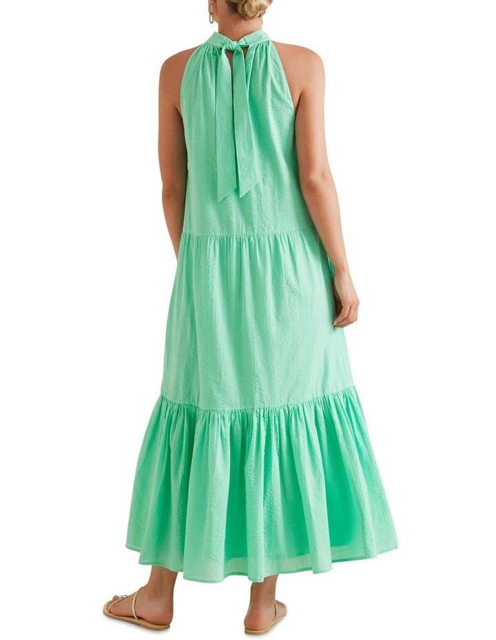 Textured Maxi Dress image 3