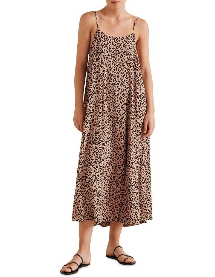Ocelot Midi Dress image 1