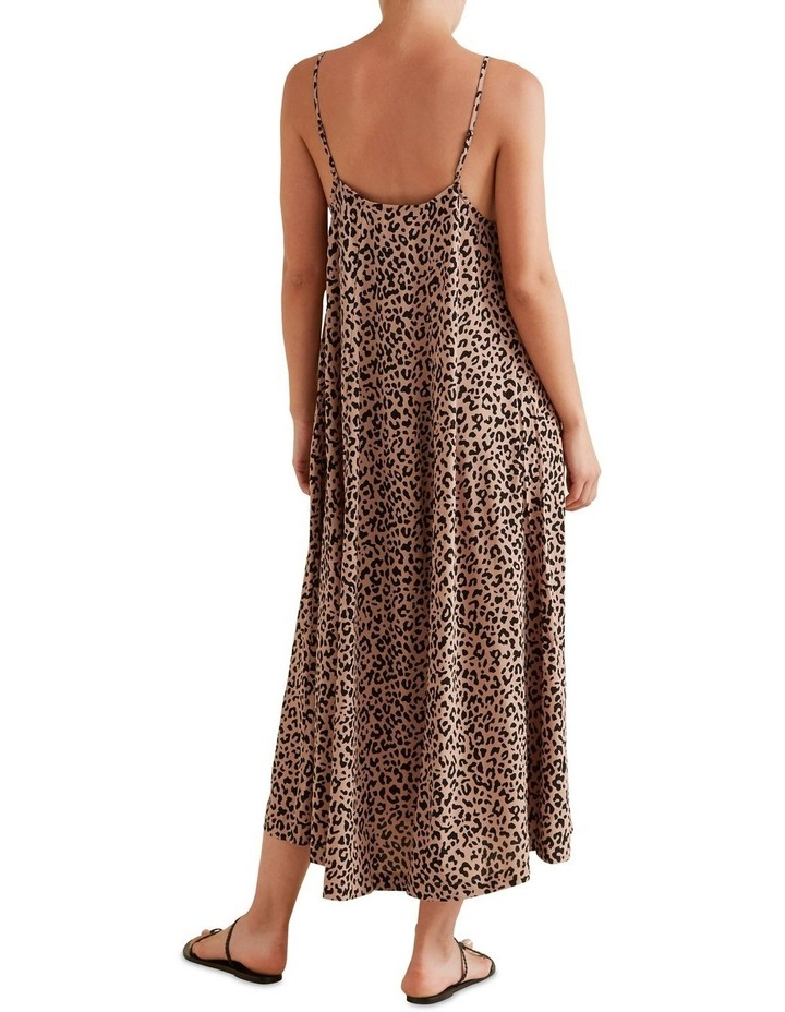 Ocelot Midi Dress image 3