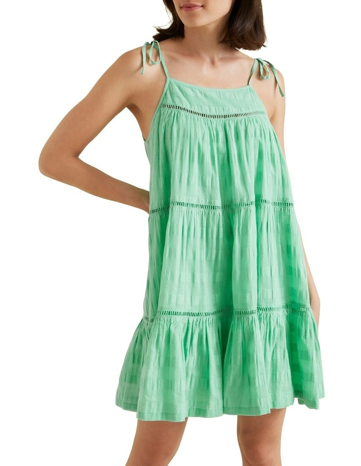 Self Check Mini Dress image 1