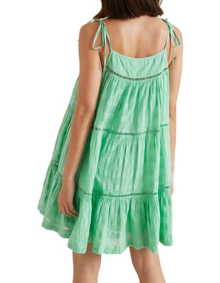Self Check Mini Dress image 3